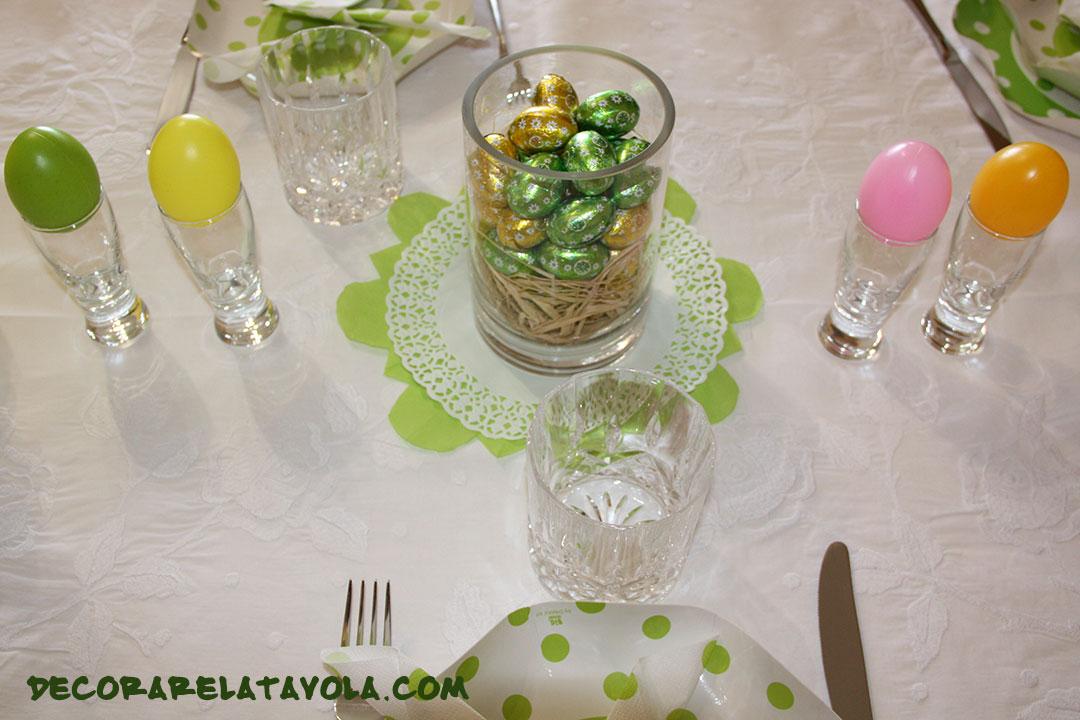 Decorazioni a tavola per pasqua decorare la tavola - Decorazioni per la tavola ...