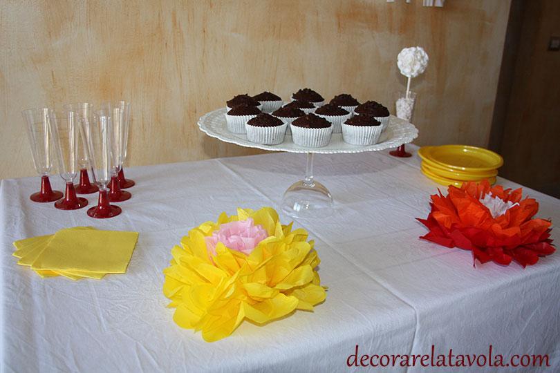 Decorazioni per festa compleanno decorare la tavola for Decorazioni festa compleanno
